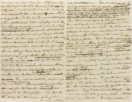 Jane Austen The Watsons Manuscript