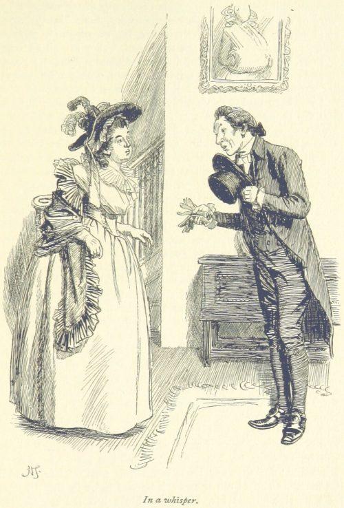 Jane Austen Sense and Sensibility - In a whisper