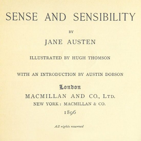 sense and sensibility essay example Sense and sensibility essay topics & writing assignments jane austen this set of lesson plans consists of approximately 123 pages of tests, essay questions, lessons, and other teaching materials.