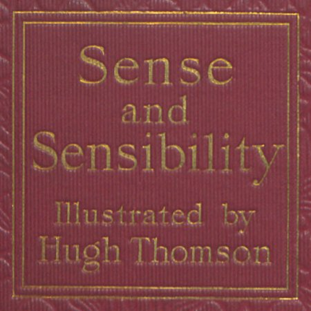 sense and sensibility by jane austen essay Book report - sense and sensibility 1) in jane austen, sense and sensibility, the title is a metaphor for the two main characters elinor and marianne.