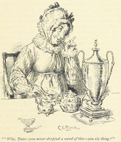 Jane Austen Pride And Prejudice Volume I