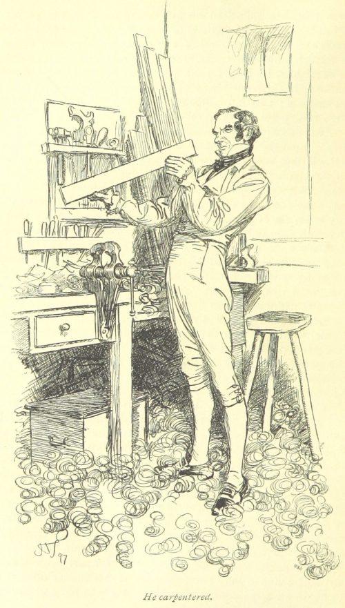 Jane Austen Persuasion - he carpentered