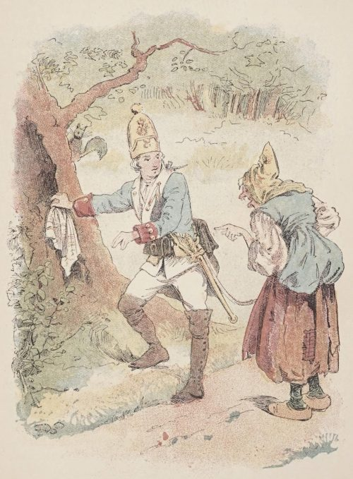 The Tinder-Box Fairy Tale by Hans Christian Andersen