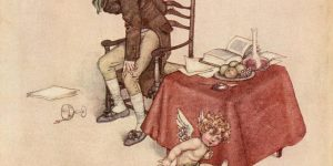The Saucy Boy Fairy Tale by Hans Christian Andersen
