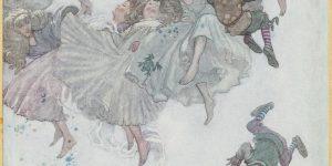 The Elfin Hill Fairy Tale by Hans Christian Andersen