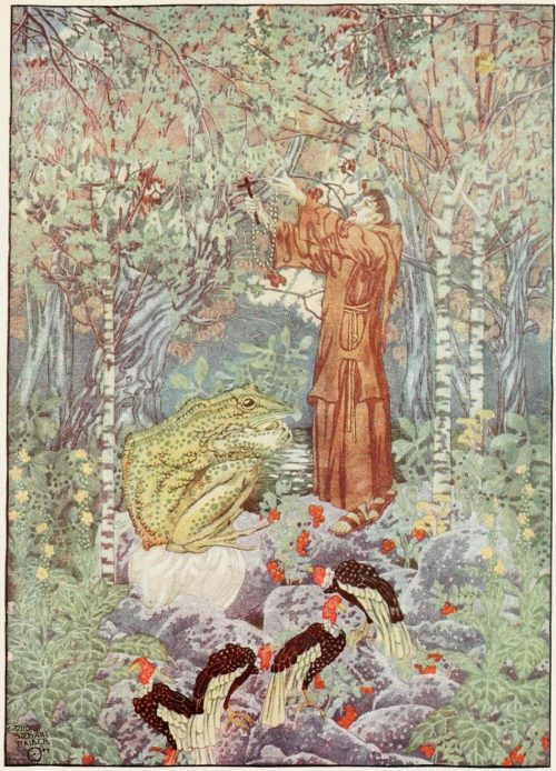The Marsh King's Daughter Fairy Tale by Hans Christian Andersen