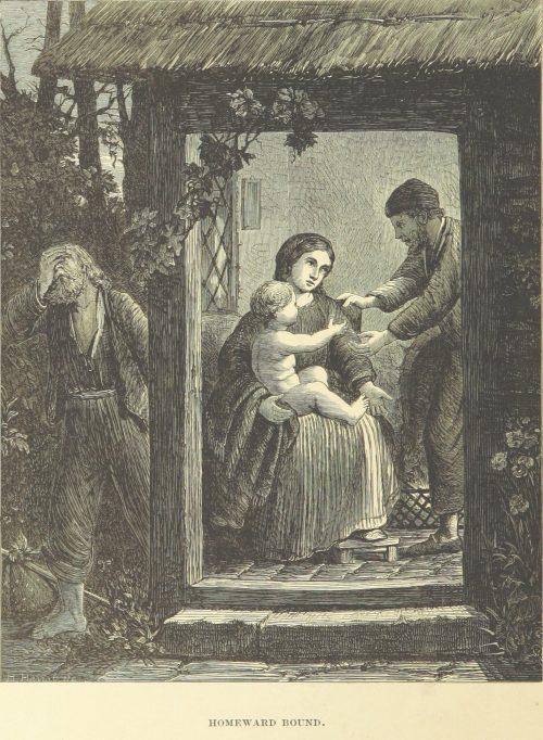 Adelaide Anne Procter Homeward Bound Poem