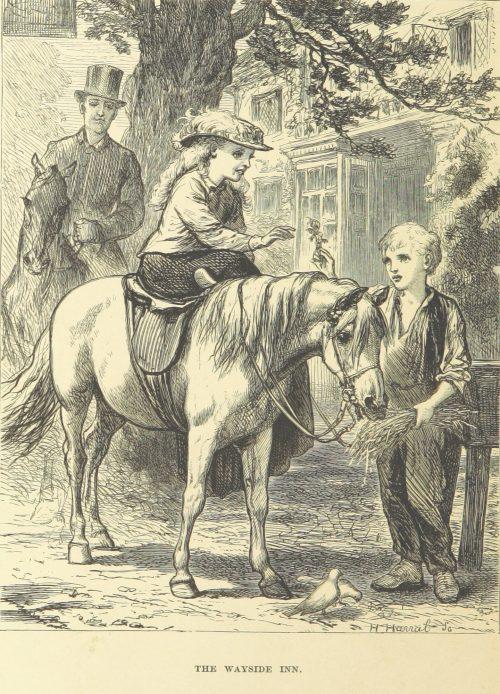 Adelaide Anne Procter The Wayside Inn Poem