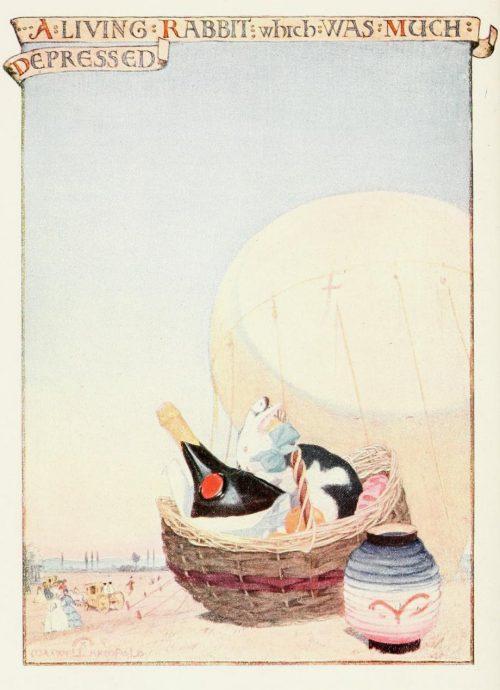 The Bottle Neck Fairy Tale by Hans Christian Andersen