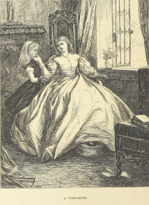 Adelaide Anne Procter A Comforter Poem