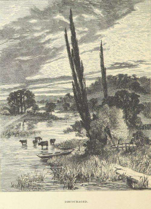 Adelaide Anne Procter Discouraged Poem
