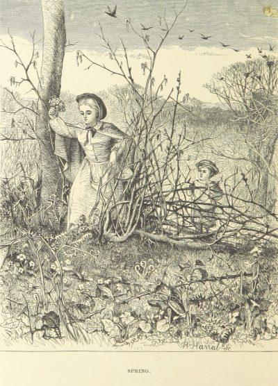 Adelaide Anne Procter Spring Poem