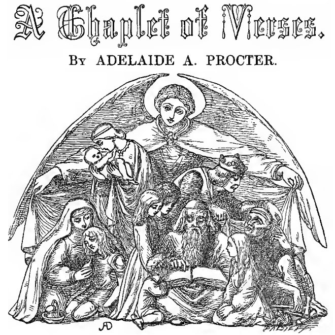 A Chaplet of Verses by Adelaide Anne Procter