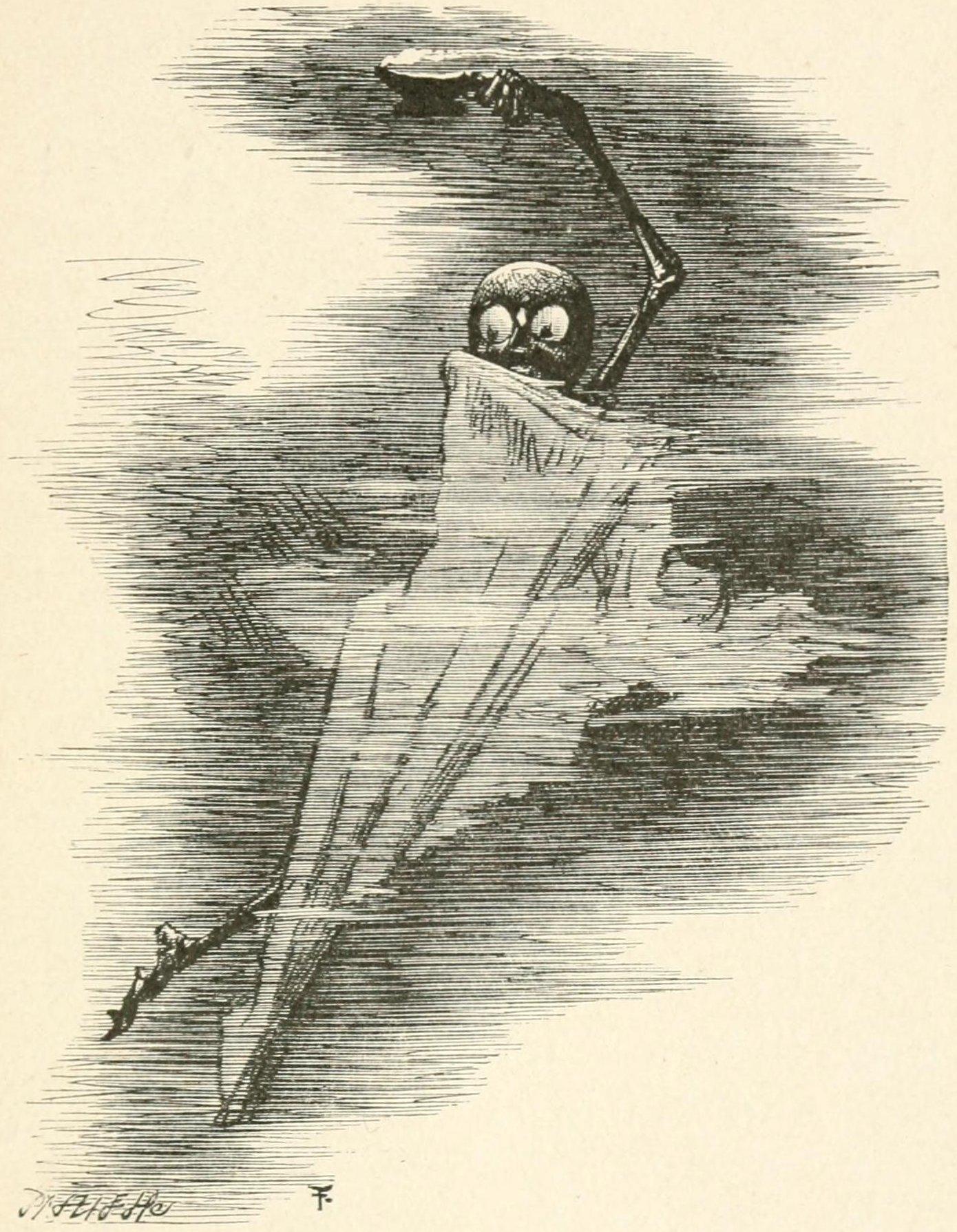 Lewis Carroll Phantasmagoria Poem