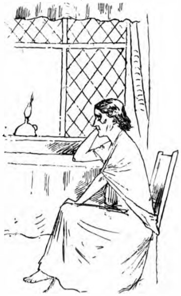 The Shadow Builder - sitting in a lonely cottage