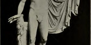 Apollo Belvedere From a photograph of the statue in the Vatican, Rome