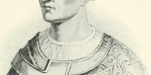 Gregory VII, from a rare old print