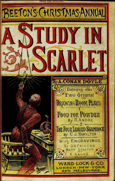 A Study In Scarlet Beeton's Christmas Annual