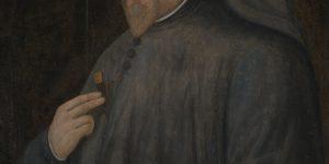 Geoffrey Chaucer Portrait