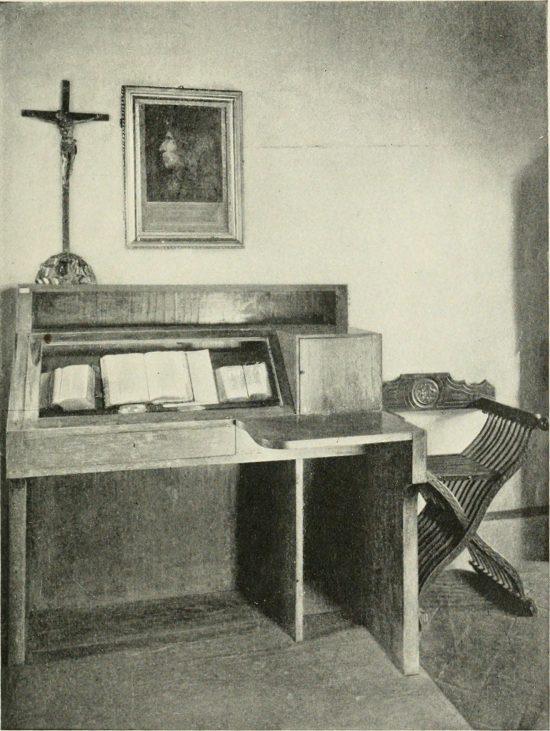 Savonarola's Cell From a photograph