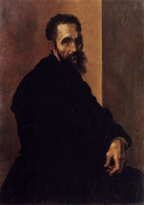 Portrait of Michelangelo