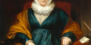 Hannah More painting by Henry William Pickersgill