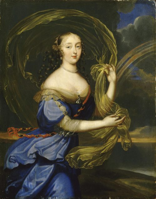 Portrait of Madame de Montespan
