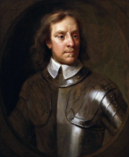 Oliver Cromwell Portrait