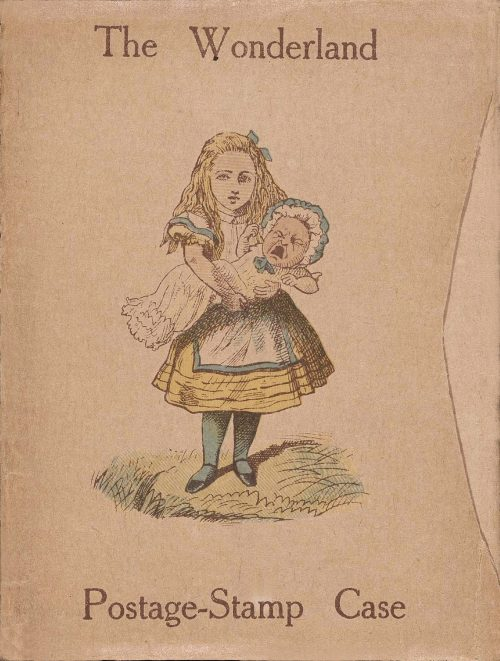 The Wonderland Postage-Stamp Case by Lewis Carroll