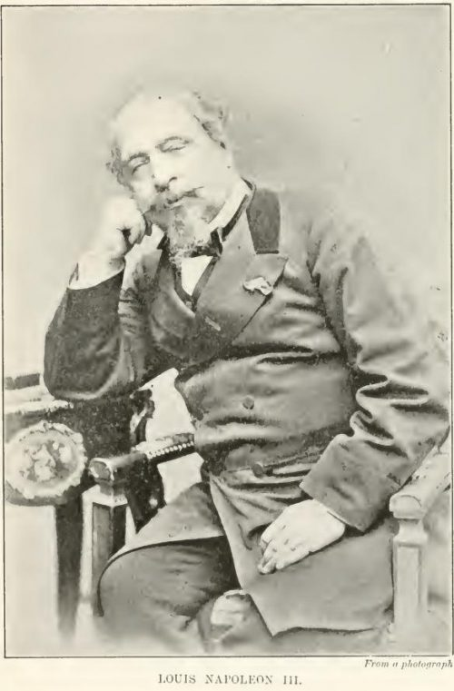 Louis Napoleon III. From a photograph