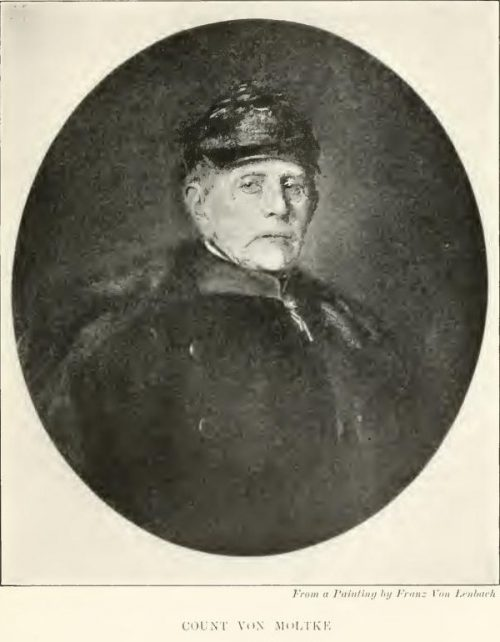 Count Von Moltke From a photograph from life
