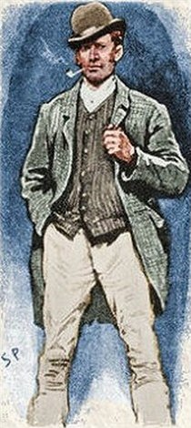 Sherlock Holmes A Scandal in Bohemia a drunken-looking groom