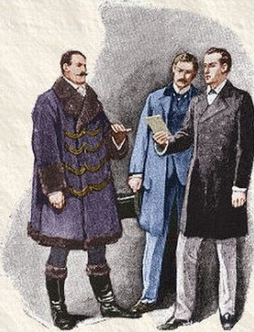 Sherlock Holmes A Scandal in Bohemia This photograph
