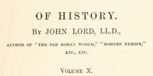 Beacon Lights of History, Volume X European Leaders by john Lord