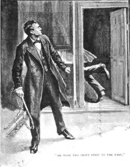 Sherlock Holmes A Case of Identity He took two swift steps to the whip