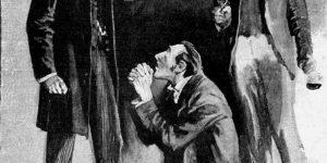 Sherlock Holmes The Blue Carbuncle For God's sake, have mercy! he shrieked