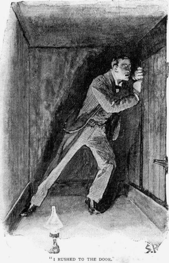 Sherlock Holmes The Engineer's Thumb I rushed to the door