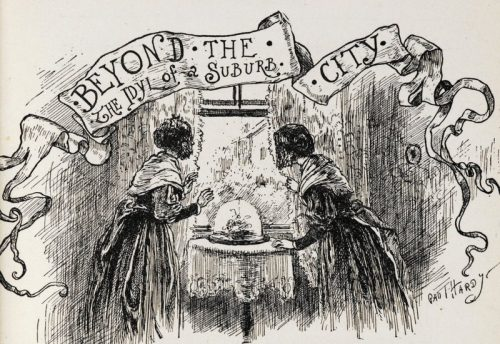 Beyond The City The Idyl of a Suburb by Arthur Conan Doyle