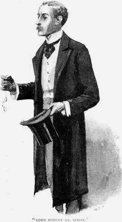 Sherlock Holmes The Noble Bachelor Lord Robert St. Simon