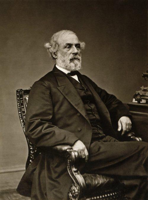 General Robert E. Lee Photograph by Levin Corbin Handy