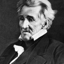 Andrew Jackson Photograph