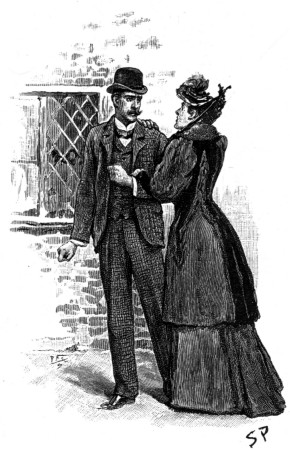 Sherlock Holmes The Yellow Face Trust me, Jack! she cried