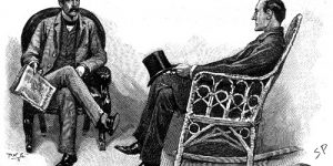 Sherlock Holmes The Stock-Broker's Clerk Nothing could be better, said Holmes