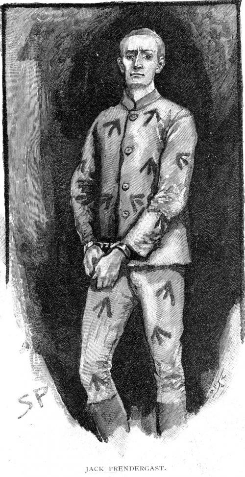 Sherlock Holmes The Gloria Scott Jack Prendergast