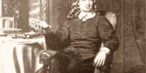 John Milton Carte de Visite
