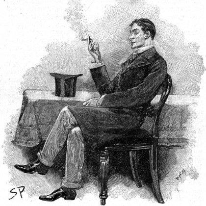Sherlock Holmes The Musgrave Ritual Reginald Musgrave
