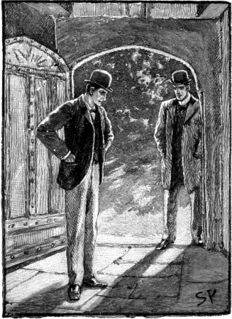 Sherlock Holmes The Musgrave Ritual this was the place indicated by the Ritual