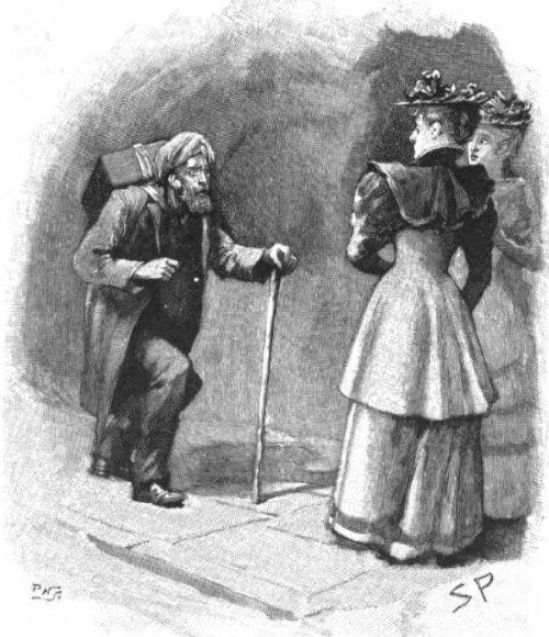 Sherlock Holmes The Crooked Man My God, it's Nancy!