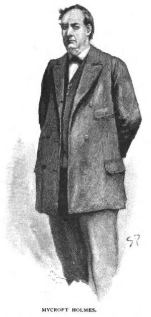 Sherlock Holmes The Greek Interpreter Mycroft Holmes