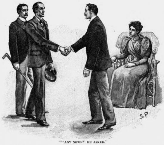 Sherlock Holmes The Naval Treaty Any news? he asked, eagerly